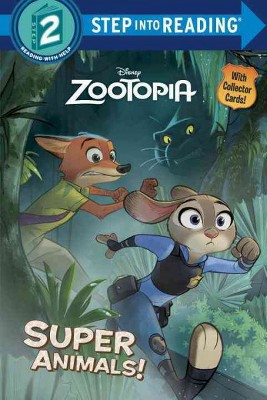 ZOOTOPIA - DELUXE SIR 1 by Rico Green (Paperback)