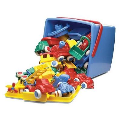 Viking Toys Vehicles Maxi & Chubbies Mixed Bucket Set