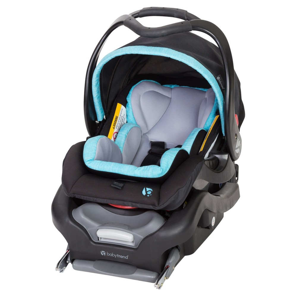 Image of Baby Trend Secure Snap Gear 35 Infant Car Seat - Tide Blue