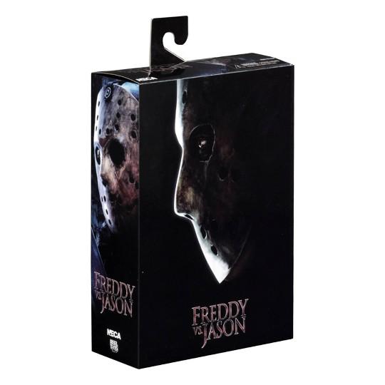 "Freddy vs. Jason Ultimate Jason Vorhees 7"" Action Figure image number null"