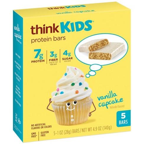 think! Kids Cupcake Bars - 5ct - image 1 of 3