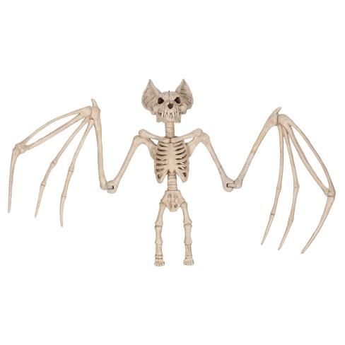 Halloween Skeleton.Halloween Skeleton Bat Large 36 In