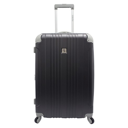 "Beverly Hills Country Club Newport 28"" Hardside Spinner Suitcase - Gray - image 1 of 1"