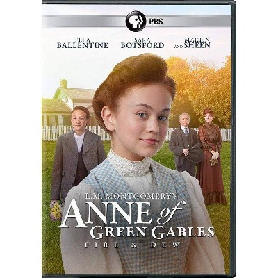 L.M. Montgomery's Anne of Green Gables / Fire And Dew (DVD)