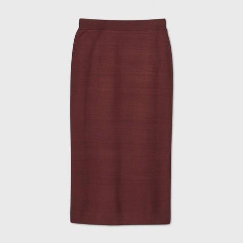 Women's Sweater Skirt - Prologue™ - image 1 of 2