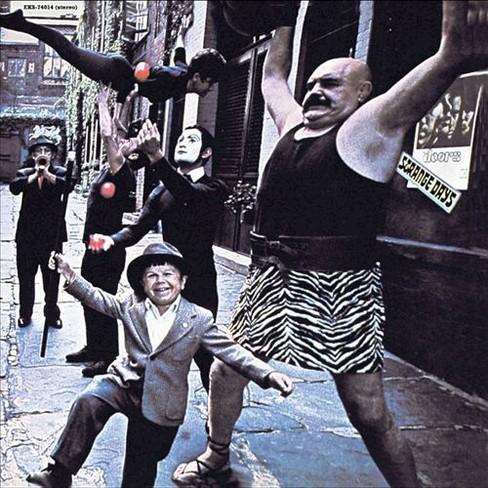 The Doors - Strange Days (Vinyl) - image 1 of 2