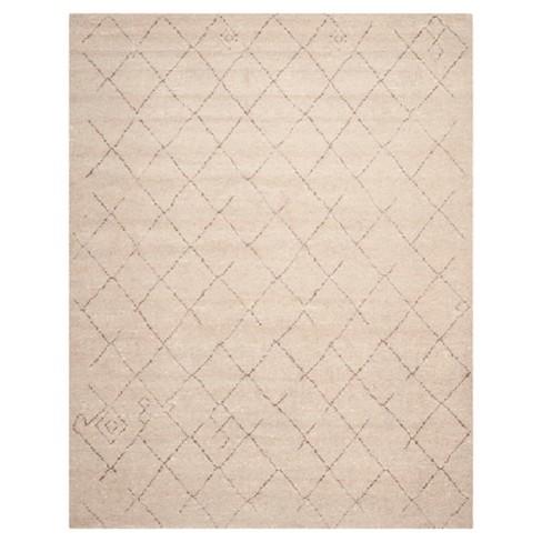Tunisia Rug - Ivory - (9'x12') - Safavieh® - image 1 of 3