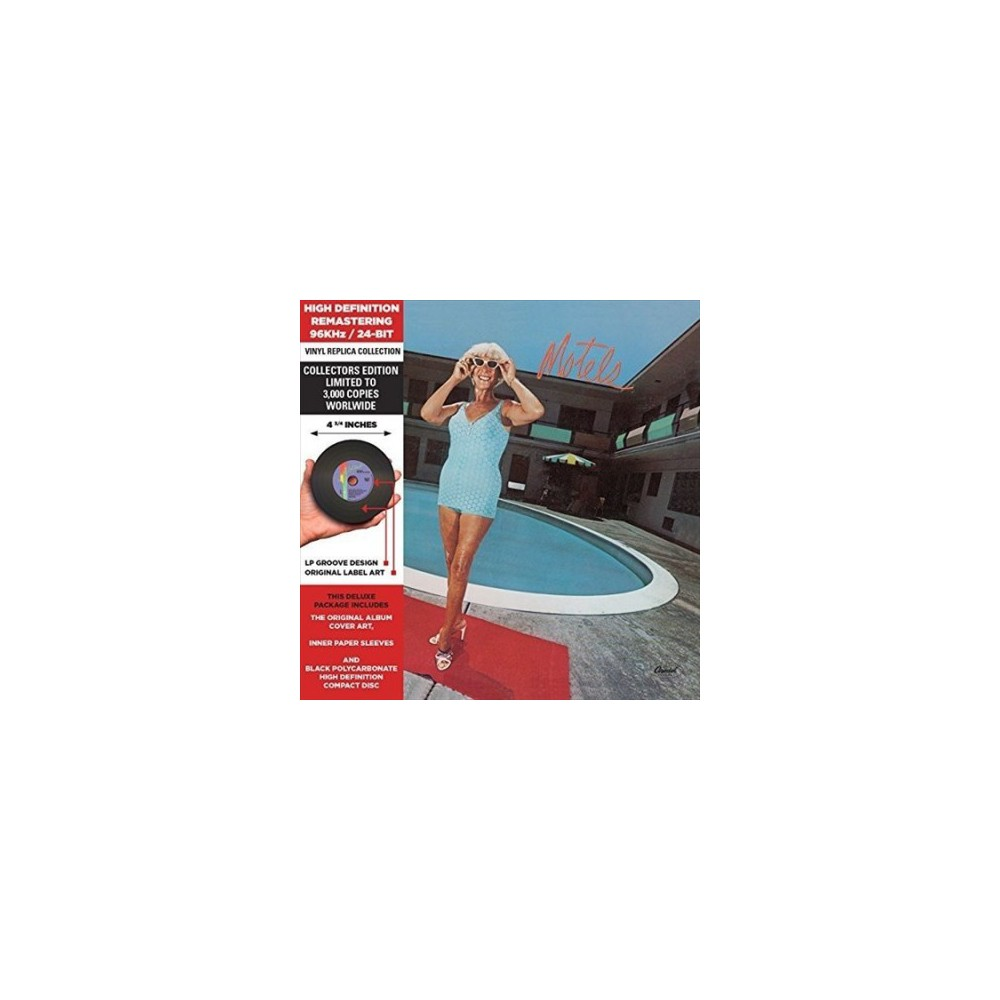 Motels - Motels (Vinyl), Pop Music