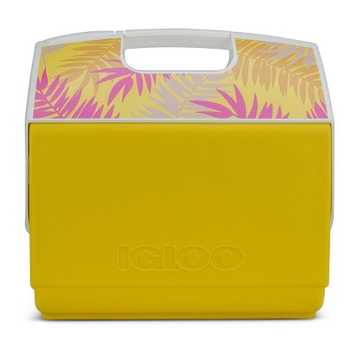 Igloo Playmate Elite 50th Anniversary 16qt Cooler with Decorated Lid - Sunshine Yellow
