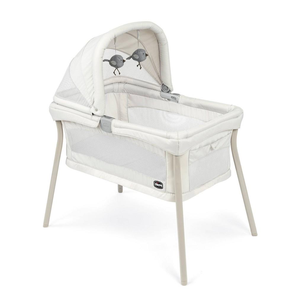 Chicco Lullago Nest Portable Bassinet Dove