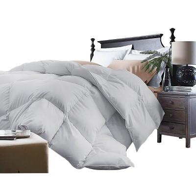 Microfiber Down Alternative Comforter (King)Platinum