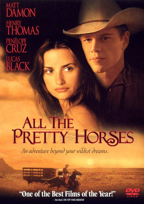 All the Pretty Horses (dvd_video) - image 1 of 1