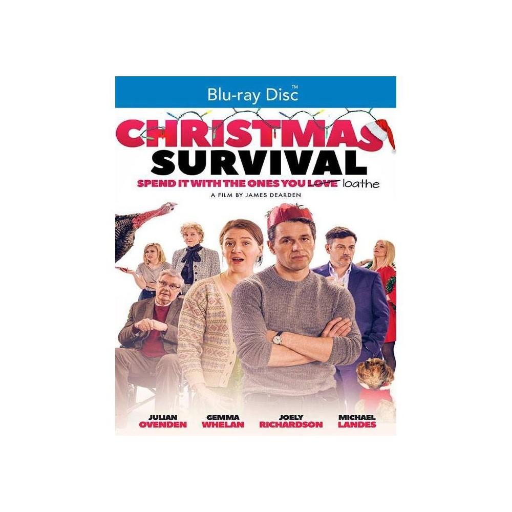Christmas Survival Blu Ray