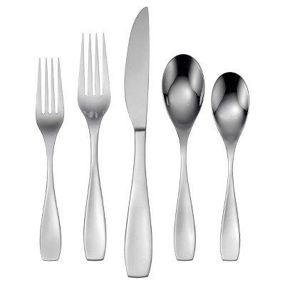 Oneida Calm 45-pc. Silverware set