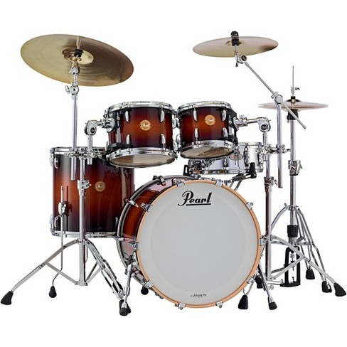 Pearl Limited Edition Masters Mahogany 4-Piece Shell Pack Brooklyn Burst - image 1 of 1