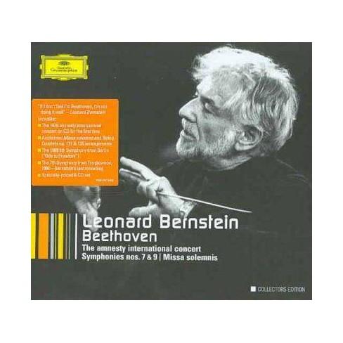 Leonard Bernstein - Beethoven: The Amnesty International Concert (CD) - image 1 of 1