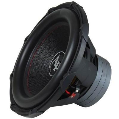 AudioPipe TXX-BDC3-12 12 Inch 1,800 Watt High Performance Powerful 4 Ohm DVC Vehicle Car Audio Subwoofer Speaker System, Black