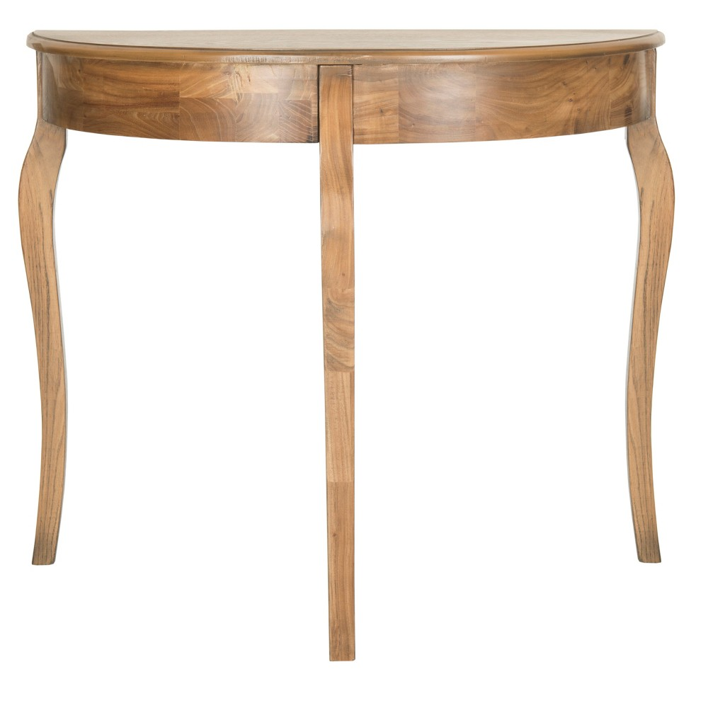 Sema Console Table -Brown - Safavieh, Brown