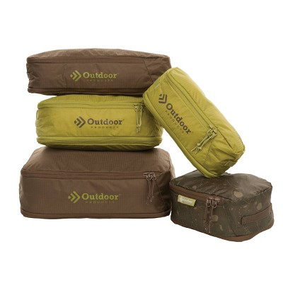 Outdoor Products Expandable Travel Cubes - Olive