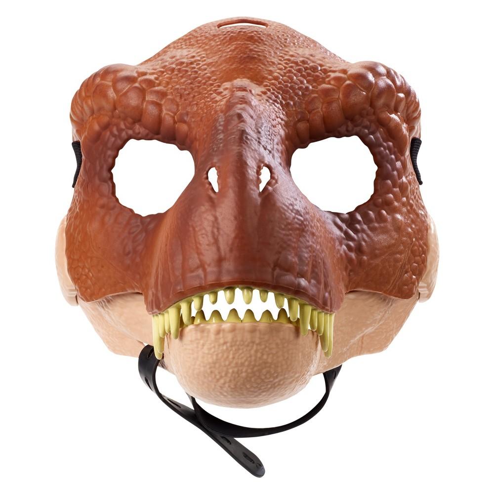 Jurassic World Tyrannosaurus Rex Mask, Kids Unisex, Multi-Colored