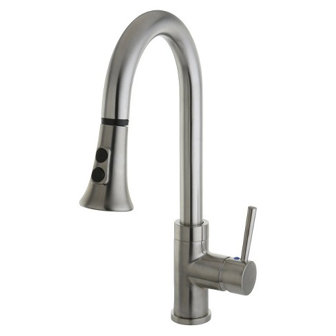 Gourmetier Single Handle Faucet with Pull Down Spout - Kingston Brass - image 1 of 2
