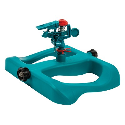 Gilmour® Sprinkler, 85' Dia., 5,670 sq. ft. Poly Head/Poly Base