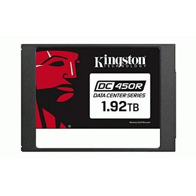 """Kingston DC450R 1.92 TB Solid State Drive - 2.5"""" Internal - SATA (SATA/600) - Read Intensive - 560 MB/s Maximum Read Transfer Rate"""