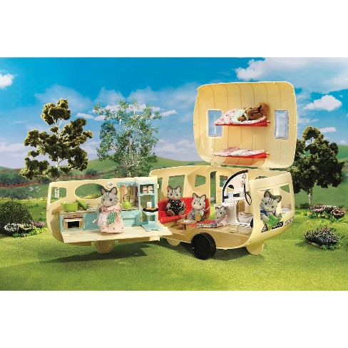 Calico Critters Family Camper - image 1 of 2