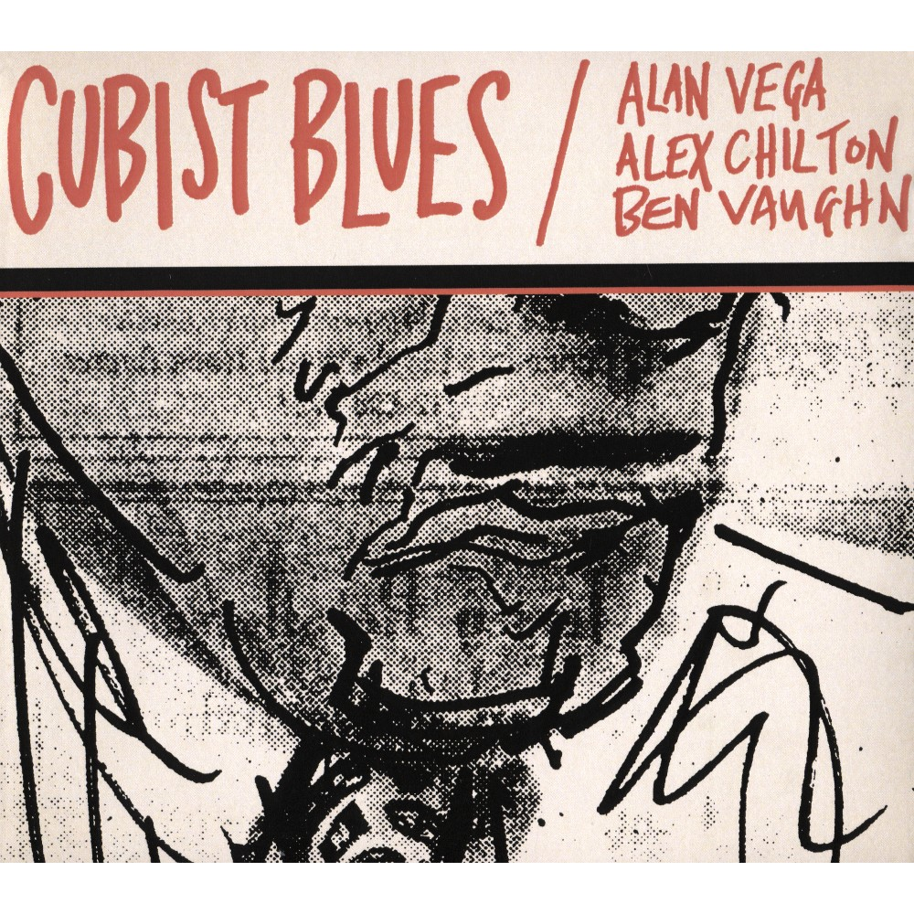 Alan Vega - Cubist Blues (CD)
