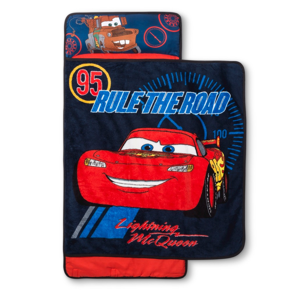 Image of Cars Navy & Red Nap Mat (Toddler), Boy's