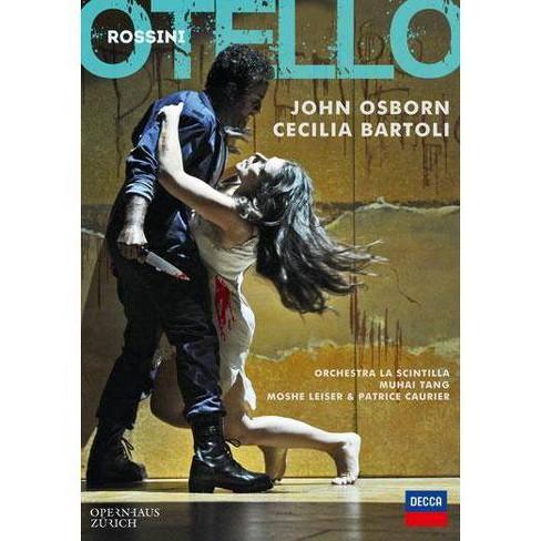 Bartoli: Otello (DVD) - image 1 of 1