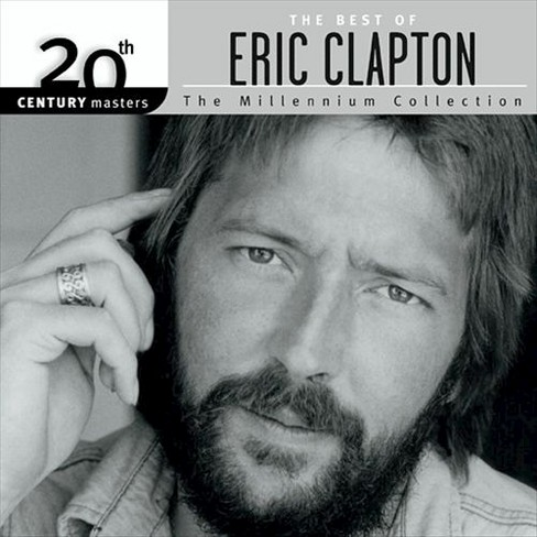 Eric Clapton - 20th Century Masters - The Millennium Collection: The Best of Eric Clapton (CD) - image 1 of 1
