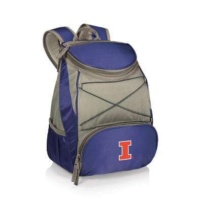 NCAA Illinois Fighting Illini PTX Backpack Cooler - Blue
