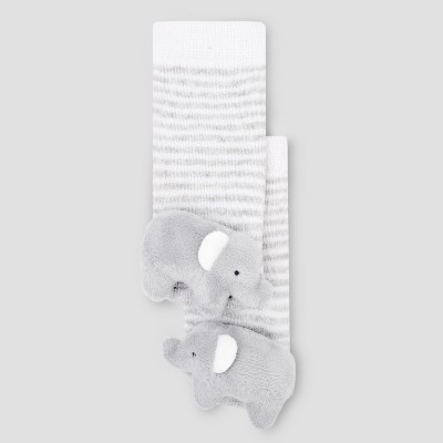Baby Boys' Socks - Just One You® made by carter's Gray 0-6M