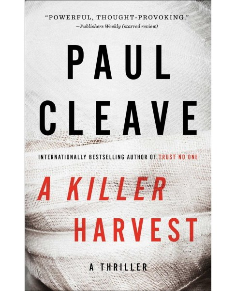 Killer Harvest -  Reprint by Paul Cleave (Paperback) - image 1 of 1