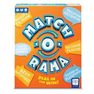 Match-O-Rama Board Game