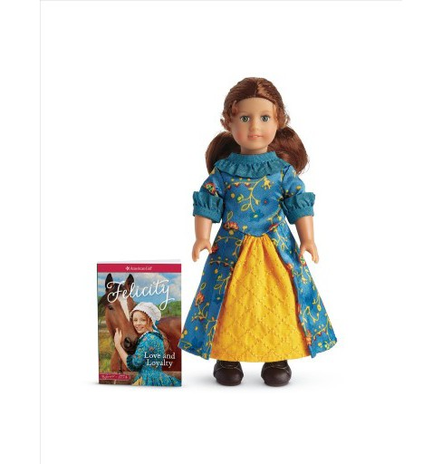 Felicity Mini Doll (Paperback) - image 1 of 1