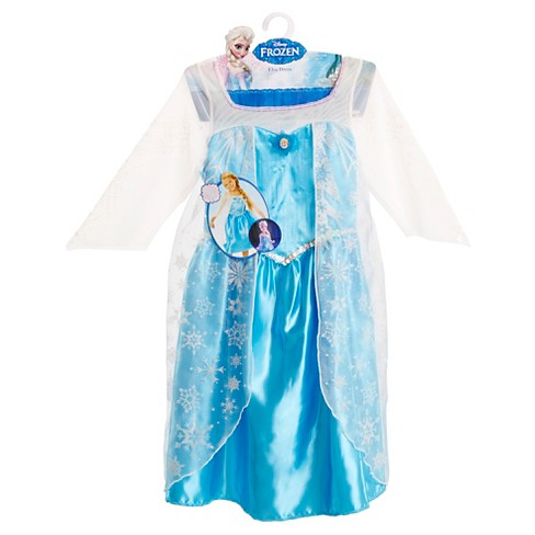 Disney Princess Elsa Dress - image 1 of 3