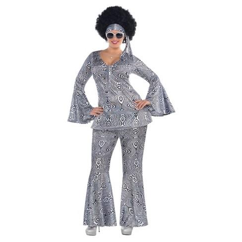 Adult Dancing Queen Halloween Costume XXL 18-20 - image 1 of 1
