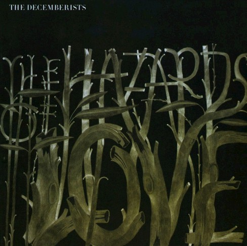 The Decemberists - The Hazards of Love (CD) - image 1 of 1