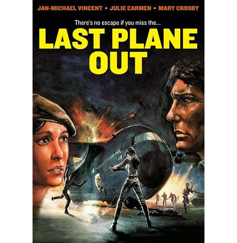 Last Plane Out (DVD) - image 1 of 1