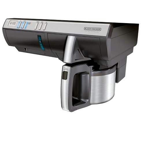 BLACK+DECKER™ SpaceMakerTM Under-the-Cabinet 8-Cup Programmable Coffee Maker - image 1 of 10