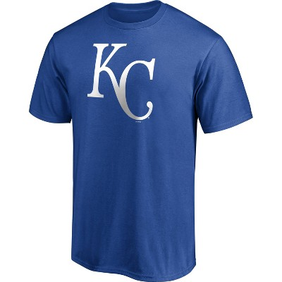 MLB Kansas City Royals Men's Short Sleeve Core T-Shirt