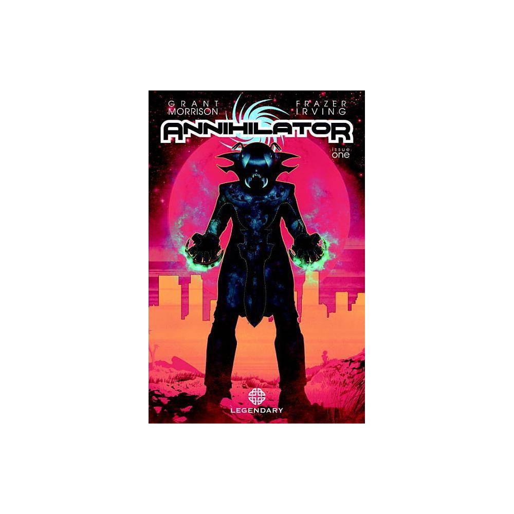 Annihilator By Grant Morrison Hardcover