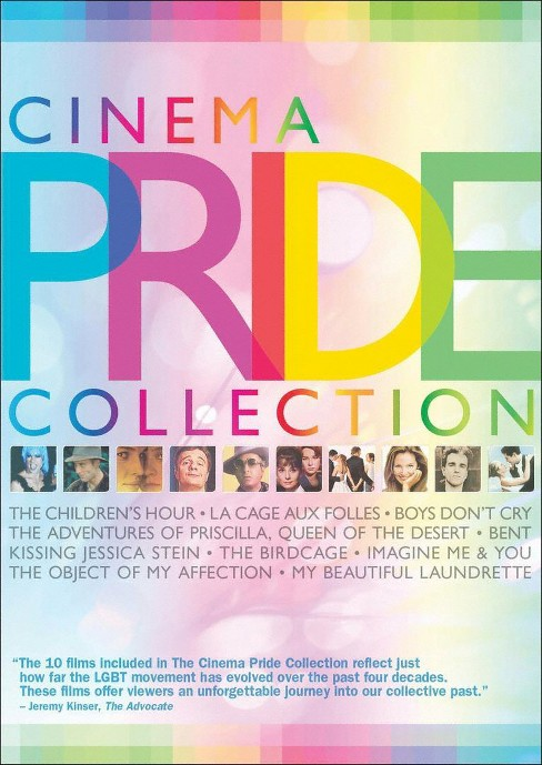 Cinema pride collection (DVD) - image 1 of 1