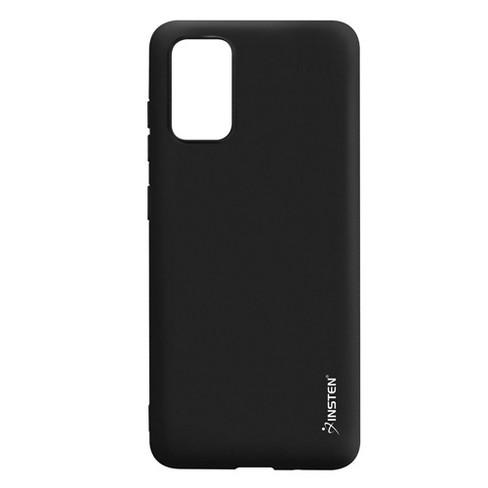 "For Samsung S20 Plus Case, Matte Black Soft Flexible TPU Ultra Slim Phone Case Skin, Anti-Scratch Shockproof For Samsung Galaxy S20 Plus 6.7"" Insten - image 1 of 3"