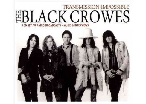 Black Crowes - Transmission Impossible (CD) - image 1 of 1