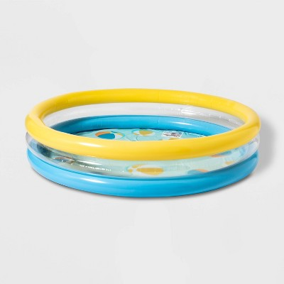 3 Ring Pool Beach Ball - Sun Squad™