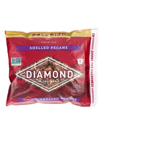 Diamond of California Shelled Pecans - 24oz - image 1 of 1