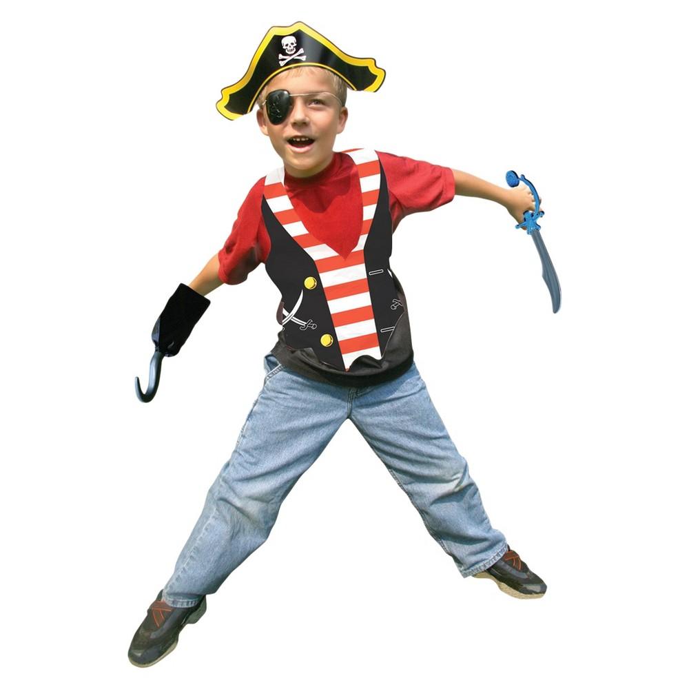 4ct Pirate S Vest Party Favor